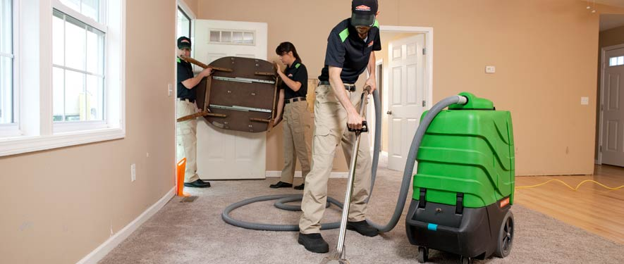 Woodbury, MN residential restoration cleaning